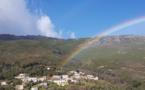 La photo du jour : l'arc en ciel de Silgaghja