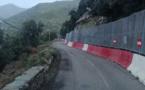 Olmeta-di-Capicorsu : fermeture de la route d'accès au village