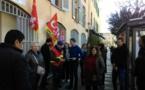 Ajaccio : Les enseignants des lycées agricoles se mobilisent contre la suppression des postes contractuels
