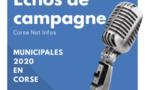 Municipales 2020 : échos de campagne du 7 Janvier
