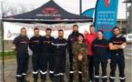 Belle mobilisation pour la 1ère collecte de sang de l'année 2020 à Ghisonaccia