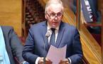 Rapport sur le PADDUC et la loi ELAN à l'assemblée de Corse : Jean-Jacques Panunzi s'étonne