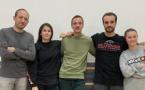 La troupe du spectacle Immmurtali se produit le 15 février au Théâtre Municipal de Bastia.