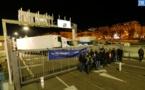 Les marins de la Méridionale, en grève, bloquent le port d'Ajaccio