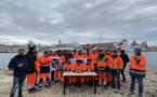 VIDÉO - Grève à la Méridionale : L'appel des marins aux élus