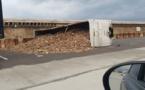 Blocage du port de Marseille : Des remorques vandalisées, la colère des transporteurs corses