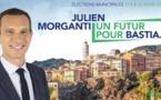 """VIDEO - Municipales : Julien Morganti dévoile les 43 noms de sa liste """"Un futur pour Bastia"""""""