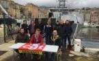 Bastia : La vedette des douanes bloquée par les grévistes