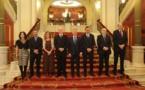 Le président de l'Exécutif, Gilles Simeoni, a reçu à Bilbao le prestigieux prix Sabino Arana