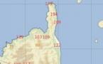 Des rafales ont soufflé à près de 200 km/h cette nuit au Cap Corse