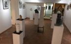 Bastia : Sculptures, toiles et photos illuminent la galerie Noir et Blanc.