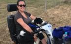 """Agilitiste-Handi d'Afa : Leslie Orsatti  avec """"Socu Qui"""" pour soutenir Audrey et son chien Oddy"""