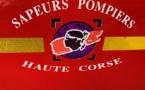 Vents violents en Haute-Corse, interventions multiples des pompiers