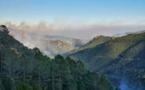 Incendie de Quenza-Solaro : plus de 1500 hectares détruits et 3 hommes blessés