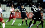 Ligue 2 : L'ACA chute face à Auxerre (2-3)