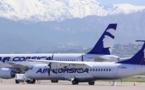 La tempête Ciara perturbe les vols d'Air Corsica