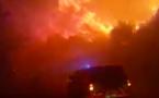 VIDEO - 230 hectares en feu à Olmeta di Tuda