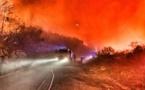 Les vents violents attisent plusieurs incendies en Haute-Corse