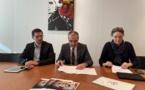 """Jean-Guy Talamoni et son groupe demandent la création d'un """"Pôle emploi corse"""""""