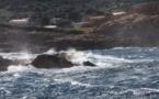 """""""Vent violent""""  : la vigilance orange en passe d'être levée en Haute-Corse"""