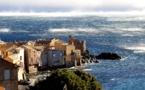 EN IMAGES - La Corse balayée par la tempête