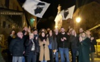 Corte : Vanina Borromei a présenté la liste Corti Per Tutti