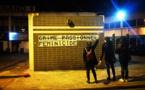 A Ajaccio la nuit on colle pour dénoncer les féminicides