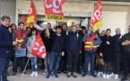 Bastia : Les postiers CGT contre la précarisation des emplois CDD