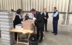 Elections municipales : Mise sous pli des documents de propagande et des bulletins électoraux