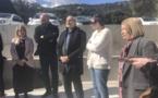 "La nouvelle crèche "" E Cardelline"" se dévoile à Santa-Reparata-di-Balagna"