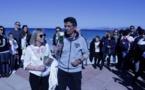 L'Ile-Rousse rend un poignant hommage à Julie Douib