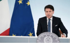 """L'Italie en quarantaine. Le Premier ministre Conte : """" Restez chez vous"""""""