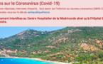 Coronavirus : les visites interdites à l'hôpital d'Ajaccio
