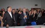 Ange Santini réélu Maire de Calvi dès le 1er tour
