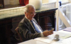 Nicolas Alfonsi, ancien sénateur de la Corse-du-Sud, victime du Coronavirus