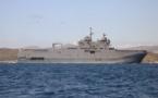 Coronavirus : un bâtiment de la Marine nationale va évacuer des malades d'Ajaccio