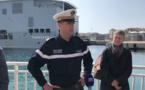 VIDEO - Comment le porte-hélicoptères Tonnerre a été reconfiguré pour accueillir les malades corses ?
