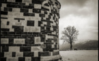 La photo du jour : San Michele di Muratu dans la neige