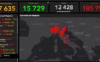 Coronavirus : Malgré 837 morts en 24 heures, l'Italie enregistre des signes encourageants