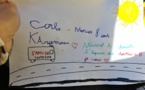 Ils combattent tous les jours le coronavirus : l'hommage de Carla-Maria, 8 ans, au Samu de Haute-Corse
