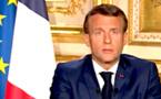 VIDEO - Coronavirus : Emmanuel Macron prolonge le confinement jusqu'au 11 mai
