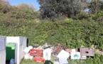 Calvi-Balagne : halte aux dépôts sauvages sur le territoire de la communauté des communes