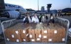 VIDEO. Covid-19 : Après les masques, 60 000 surblouses pour le personnel soignant du CH d'Ajaccio
