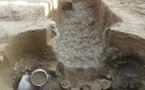 Tombe étrusque d'Aleria : les premières analyses en laboratoire révèlent des surprises