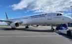 "Un A321 d'Air France baptisé ""Calvi"""