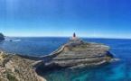 La photo du jour : le phare de la Madonetta