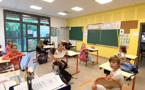 VIDEO - Déconfinement : l'école de Pietracorbara a presque retrouvé la moitié de son effectif