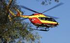 Corte : victime d'un malaise à l'Arche, une randonneuse évacuée  par hélicoptère