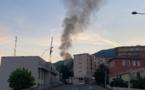 Bastia : une personne âgée décède dans l'incendie d'une villa