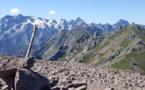 La photo du jour : Au sommet du Monte Corona